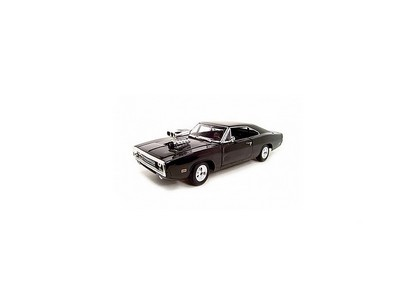 Picture Gallery for Mattel BLY27 Dodge Charger RT (Elite Version 1970)  -  Fast And Furious T
