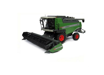 Picture Gallery for Universal Hobbies J4193 Fendt 5255L Combine Harvester Diecast Agricultural Equipment