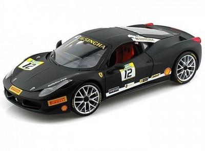 Picture Gallery for Mattel BCT90 Ferrari 458 Challenge