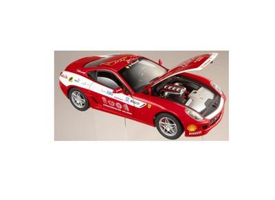 Picture Gallery for Mattel L7117 Ferrari 599 GTB Panamerica