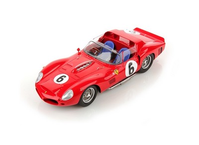 Picture Gallery for Looksmart LS18LM05 Ferrari TR61 Number 10 (Phil Hill - Le Mans Winner 1962)