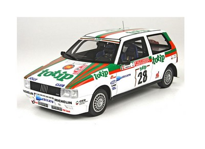 Fiat Uno Turbo (Alex Fiorio - San Remo Rally 1986)