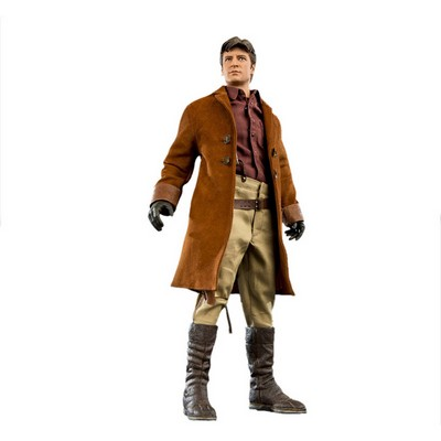 Picture Gallery for Quantum QFY202 Malcolm Reynolds Poseable Figure  Firefly