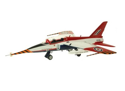 Picture Gallery for Aviation 72 AV-72-22-001 Folland Gnat T1 XP505