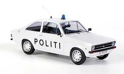 Ford Escort Mark II Politi