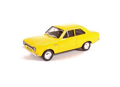 Ford Escort 1300 MK1 in red 1:43 Oxford Diecast//Cararama brand new CR042
