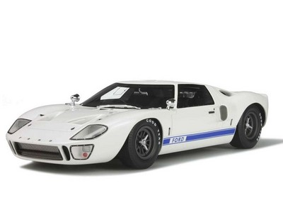 GT Spirit 131, Ford GT40 MkI - Free Price Guide & Review