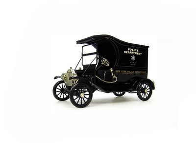 Picture Gallery for Motor City Classics MC88121 Ford Model T Van