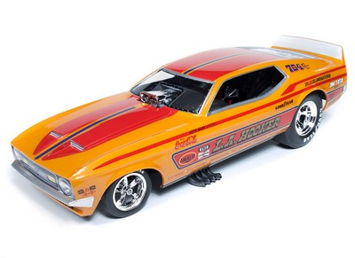 Picture Gallery for ERTL AW1106 Ford Mustang L A Hooker NHRA Funny Car (1971)