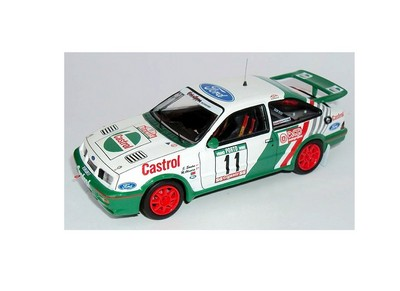 Picture Gallery for Trofeu RRAL21 Ford Sierra Cosworth (Joaquim Santos - Rally Portugal 1989)