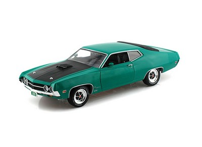 Picture Gallery for ERTL AMM1018 Ford Torino Cobra (1970)