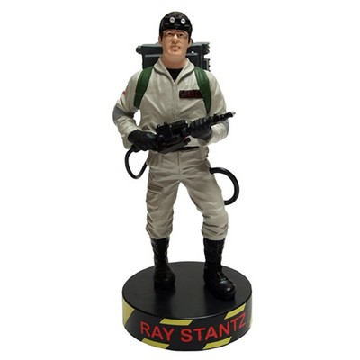 Ray Stanz Talking Shakems Statue  Ghostbusters