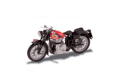 Gilera Saturno  - Motorcycle