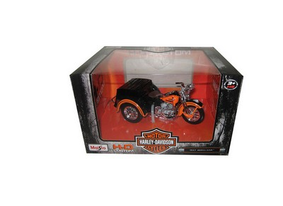 Picture Gallery for Maisto 3179 Harley Davidson Servi-Car (1947)  - Motorcycle