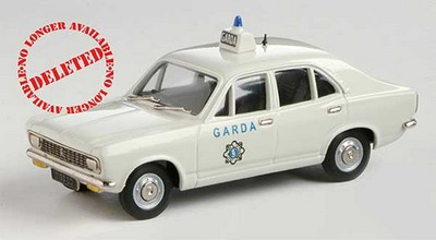 Picture Gallery for Brooklin IPV13 Hillman Avenger (Irish Garda 1971)