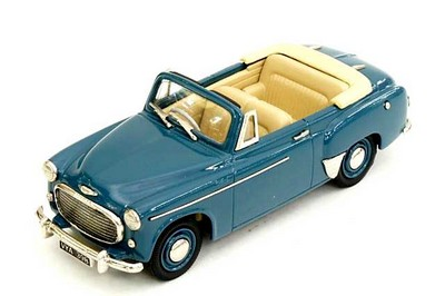 Picture Gallery for Brooklin LDM111 Hillman Minx Convertible (1955)