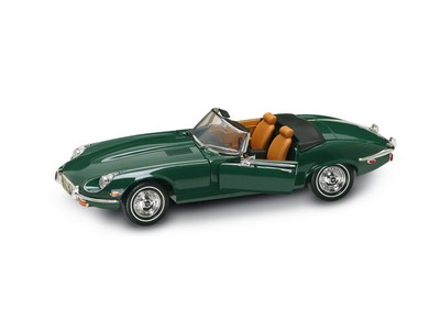 Jaguar E Type V12 Convertible (1971)