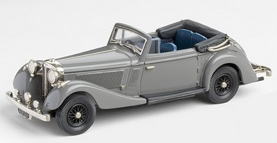 Picture Gallery for Brooklin LDM103 Jensen S-Type 3.5 Litre Convertible (1937)