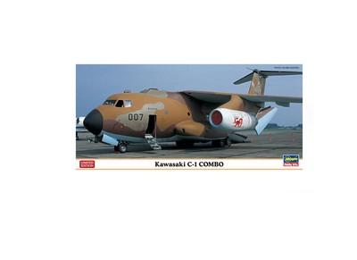 Picture Gallery for Hasegawa HA10698 Kawasaki C-1 Combo