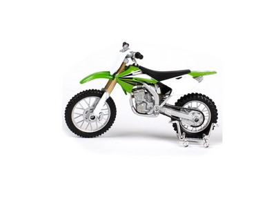 Picture Gallery for Maisto 4045 Kawasaki KX250F  - Motorcycle