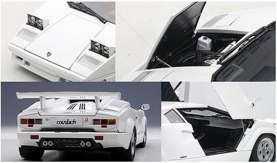 MAG JT70 #88 Lamborghini Countach 1//43 Scale 25th Anniversary