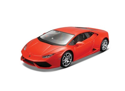 Maisto 1:24 Lamborghini Huracan LP610-4 Diecast Model Car Vehicle New Red