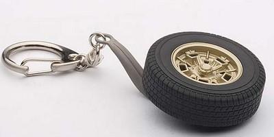 Picture Gallery for Auto Art 40453 Lamborghini Miura SV Wheel Keychain