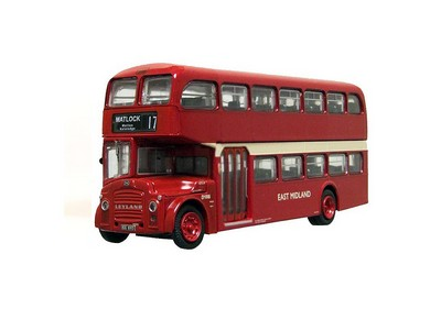 Picture Gallery for Britbus LLB-08 Leyland Lowlander  - Bus