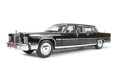 Lincoln Continental (President Regan - 1961)