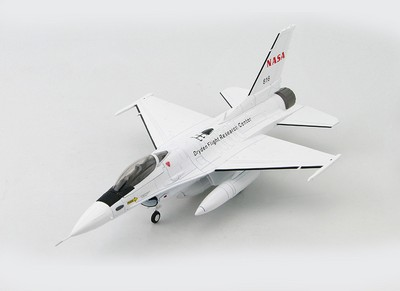 Picture Gallery for Hobby Master HA3855 Lockheed F-16A Number 816 NASA
