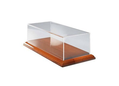Picture Gallery for CMC A004 Luxury Display Case with Wooden Base Display Case