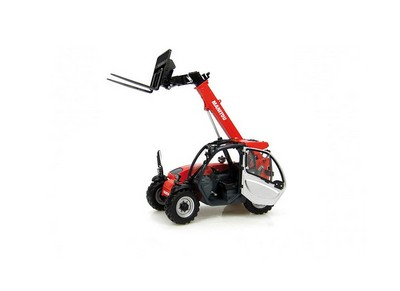 Picture Gallery for Universal Hobbies J2924 Manitou MT 625T Telehandler with Forks Diecast Farm Machiner