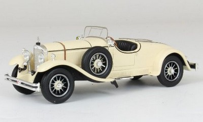 Picture Gallery for Neo 43210 Mercedes Benz 24-100 Roadster (1926)