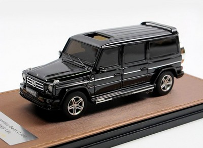 Picture Gallery for GLM 43203703 Mercedes Benz G63 Long XXL (2013)