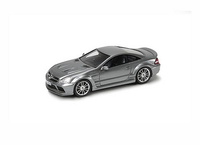 Mercedes Benz SL65 AMG Black Series (2010)