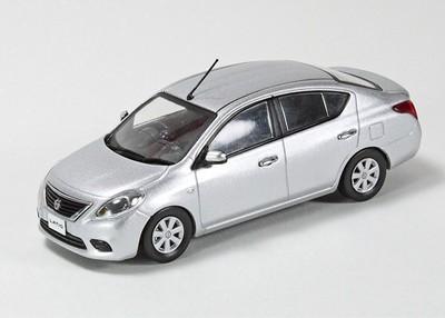 Nissan Latio RHD (2012)