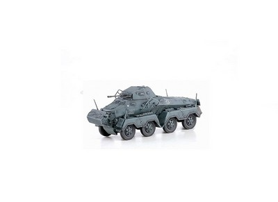 Panzerspahwagen Eight Wheel (Sd Kfz 231 - Eastern Front 1941