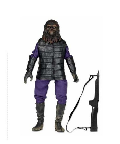 Gorilla Soldier Poseable Figure  Planet Of The Apes