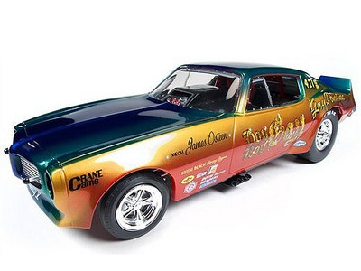 Picture Gallery for ERTL AW206 Pontiac Firebird Funny Car (Don Gay - Roy Gay - 1970)