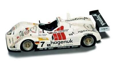 Porsche WSC-95 (Stefan Johansson - Winner ISRS Donington Par