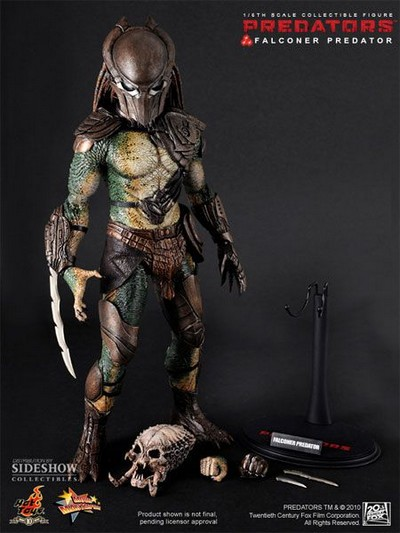 Predator Falconer Figure  Predators