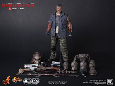 Laurence Fishburne Figure  Predators