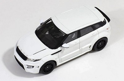 Picture Gallery for PremiumX PR0273 Range Rover Evoque (Customised by Onyx 2012)