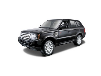 Picture Gallery for Burago 18-12069BK Range Rover Sport