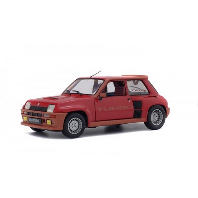 Picture Gallery for Solido S1801302 Renault 5 Turbo (1981)