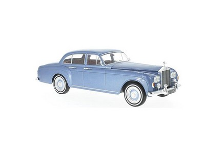 Dinky 127 Rolls Royce Silver Cloud reproduction white metal pair of doors