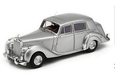 Picture Gallery for Truescale 114320 Rolls Royce Silver Dawn (1949)