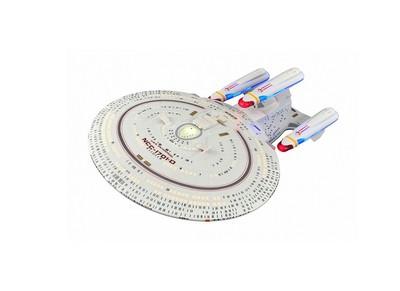 USS Enterprise NCC-1701D  -  Star Trek The Next Generation