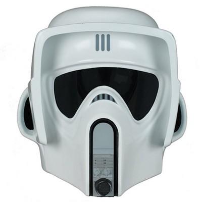 Picture Gallery for EFX EFX011020 Biker Scout Trooper Helmet Prop Replica  Star Wars Episode V