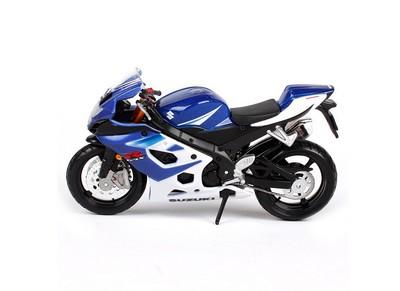 Picture Gallery for Maisto 5232 Suzuki GSX-R1000 (2006)  - Motorcycle